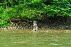 Pilha das pedras Imagem de Stock Royalty Free
