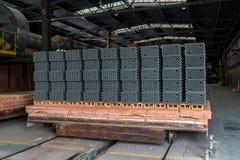 Pilha de airbricks Fotografia de Stock Royalty Free