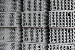 Pilha de airbricks Fotografia de Stock
