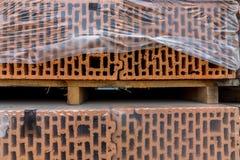 Pilha de airbricks Foto de Stock