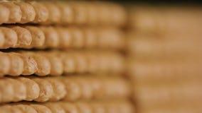 Pilha de biscoito Imagens de Stock