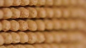 Pilha de biscoito Fotos de Stock