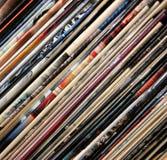 Pilha de compartimentos Imagem de Stock