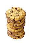 Pilha de cookies Foto de Stock Royalty Free