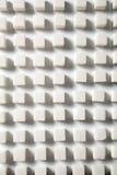 Pilha de cubos do açúcar Fotos de Stock