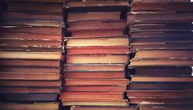 Pilha de livro Fotografia de Stock Royalty Free