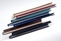 Pilha de livro média Imagem de Stock