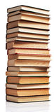 Pilha de livros Foto de Stock Royalty Free