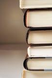 Pilha de livros Imagens de Stock Royalty Free