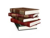 Pilha de livros clássicos Imagem de Stock Royalty Free