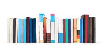 Pilha de livros isolados Imagens de Stock Royalty Free