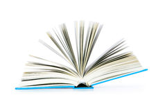 Pilha de livros isolados Imagens de Stock