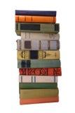 Pilha de livros velhos Fotos de Stock Royalty Free