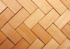 Pilha de madeira serrada Foto de Stock