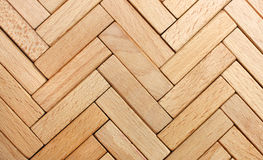 Pilha de madeira serrada Fotos de Stock