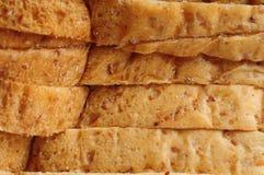 Pilha de pães Foto de Stock Royalty Free