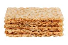 Pilha de pães de centeio Fotografia de Stock