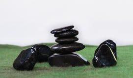 Pilha de pedra Fotos de Stock Royalty Free
