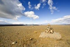 Pilha de pedras Fotografia de Stock