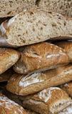 Pilha de pães Imagens de Stock Royalty Free