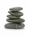 Pilha de rochas Imagens de Stock