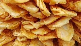 Pilha de roti friável fritado Imagens de Stock Royalty Free