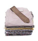 Pilha de roupa Imagens de Stock Royalty Free
