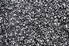 Pilha do carvão preto imagem de stock royalty free