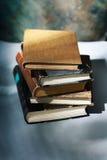 Pilha do livro Imagem de Stock