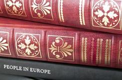 Pilha do livro Imagens de Stock