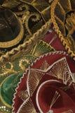 Pilha do Sombrero - vertical fotos de stock