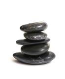 Pilha do zen Imagens de Stock