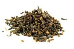Pilha dos cravos-da-índia. Fotos de Stock