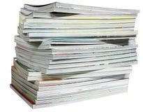 Pilha dos livros Imagem de Stock