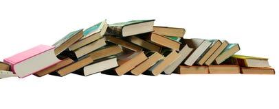 Pilha dos livros Fotografia de Stock