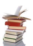 Pilha dos livros Imagens de Stock