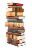 Pilha dos livros Fotos de Stock Royalty Free