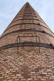 Pilha e escada de fumo Imagens de Stock