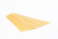 Pilha pequena dos espaguetes Imagem de Stock Royalty Free