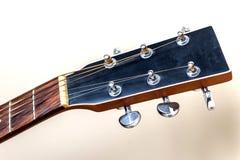Pilha principal da guitarra Imagens de Stock Royalty Free