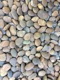 Pilhas das pedras Fotografia de Stock