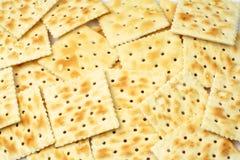 Pilhas de biscoitos fotografia de stock
