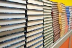 Pilhas dos livros Foto de Stock Royalty Free