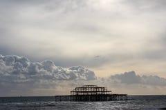 Pilier 2 de Brighton images stock