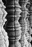 Pilier d'Angkor Wat image libre de droits