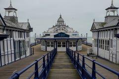 Pilier d'Eastbourne Photographie stock