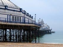 Pilier d'Eastbourne photos libres de droits