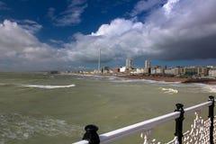 pilier de Brighton Photo libre de droits