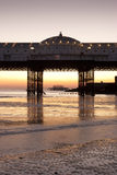 Pilier de Brighton photo stock