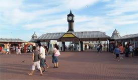 Pilier de Brighton Photographie stock libre de droits
